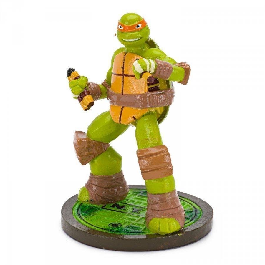 Penn Plax Ninja Turtles Michelangelo 9