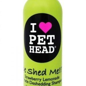 Pet Head De Shed Me Miracle Deshedding Koiran Shampoo 354 Ml