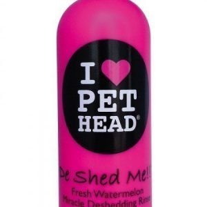 Pet Head De Shed Me Miracle Deshedding Rinse For Cats Hoitoaine 354 Ml