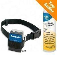 PetSafe-haukunestopanta - sitruunapantasetti + hajustamaton täyttöpakkaus + lisäparisto