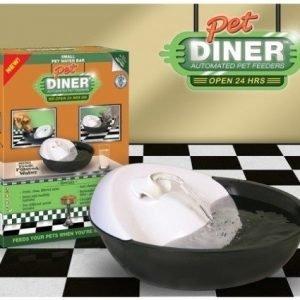 Petdiner Pet Diner Vattenfontän 1
