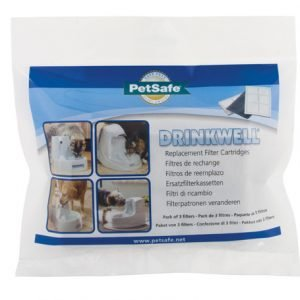 Petsafe Drinkwell Replacement Filter Hiilisuodatin