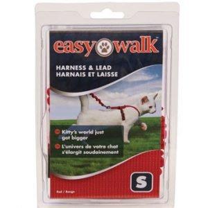 Petsafe Easy Walk Kissanvaljaat S Punainen