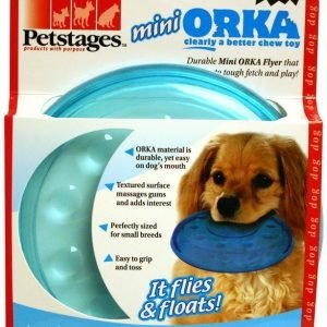 Petstages Miniorka Hundleksak Frisbee