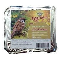 Pfiffikus Buffet -linnunruoka - 1 maapähkinätäyte (300 g)