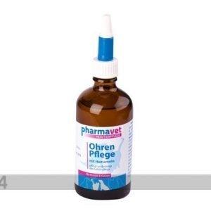 Pharmavet Lemmikkieläimen Korvanpuhdistusneste Pharmavet 100 Ml