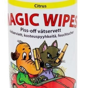 Piss Off Magic Wipes Pyyhkeet 50 Kpl