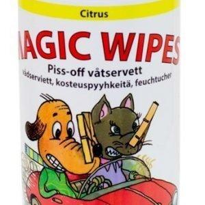 Piss Off Magic Wipes Pyyhkeet 50 Kpl
