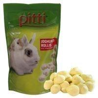Pitti Nibble-Rollis - jogurtti (75 g)