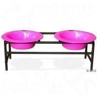 Platinum Pets Modern Diner Bubblegum Pink -tuplakuppiteline - 2 x 175 ml