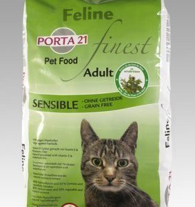 Porta 21 Feline Finest Adult Sensible 10kg