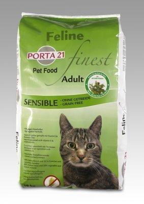 Porta 21 Feline Finest Adult Sensible 10kg