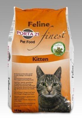 Porta 21 Feline Finest Kitten 10kg