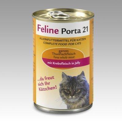 Porta 21 Feline Tonnikala & Taskurapu 400 G