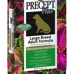 Precept Plus Canine Large Breed Adult 12 Kg