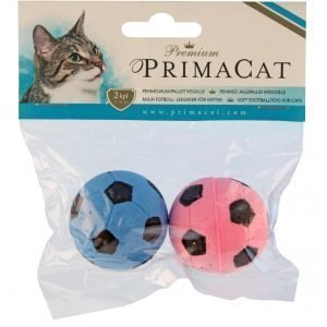 Premium Primacat 4 Cm Pehmojalkapallo 2 Kpl