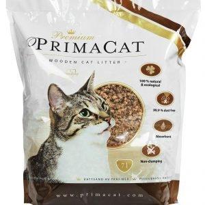 Premium Primacat Puupohjainen 7 L Hiekka