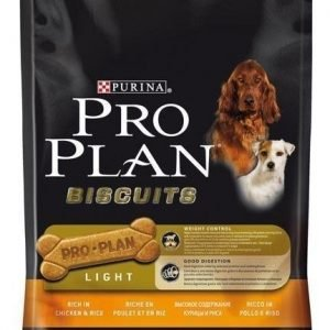 Pro Plan Biscuits Light 400g