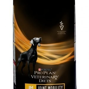 Pro Plan Veterinary Diets Canine Jm Joint Mobility 12kg