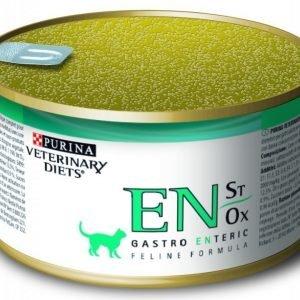 Pro Plan Veterinary Diets Feline Em Mousse Gastrointestinal 24x195 G