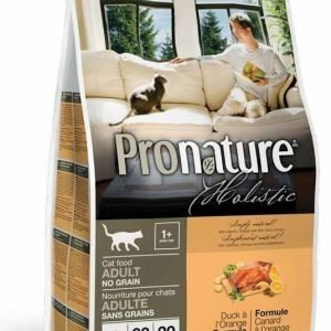 Pronature Holistic Cat Adult Duck No Grain 2