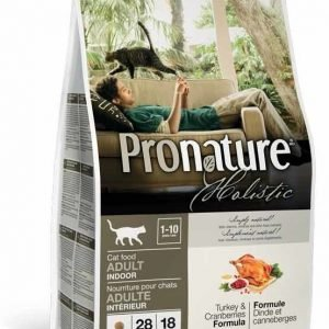 Pronature Holistic Cat Adult Turkey & Cranberries 2