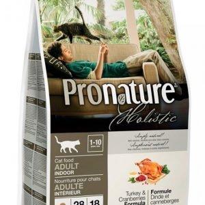 Pronature Holistic Cat Kalkkuna & Karpalo 2