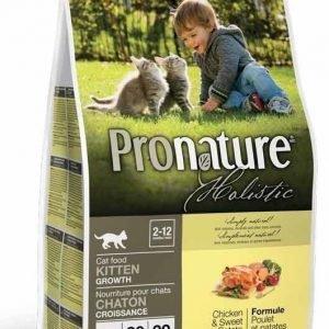 Pronature Holistic Cat Kitten Chicken & Sweet Potato 2