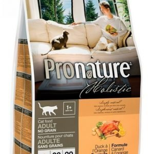 Pronature Holistic Cat Viljaton Ankka & Appelisiini 2
