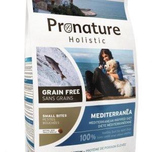 Pronature Holistic Dog Adult Mediterranéa Small Bites 6 Kg