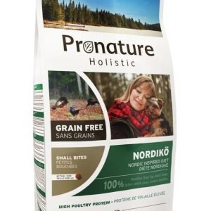 Pronature Holistic Dog Adult Nordikö Small Bites 6 Kg