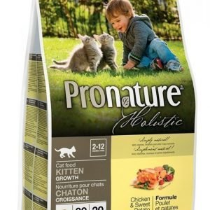 Pronature Holistic Kitten Kana & Bataatti 2