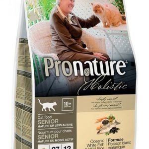 Pronature Holistic Senior Cat Merisiika & Villiriisi 2