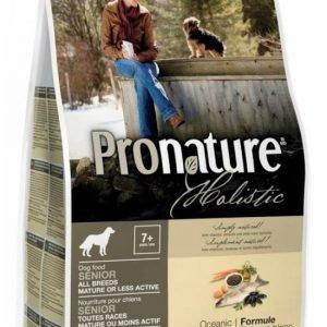 Pronature Holistic Senior Merisiika & Villiriisi Koiralle 13