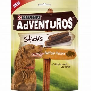 Purina Adventuros 120 G Sticks-Purutikut Koirille