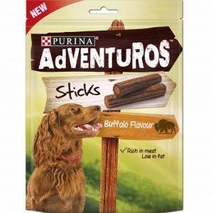 Purina Adventuros 120 G Sticks-Purutikut Koirille