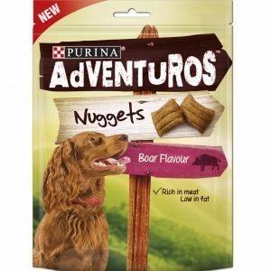 Purina Adventuros 90 G Nuggets-Palat Koirille