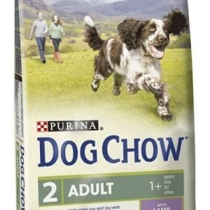 Purina Dog Chow Adult Lamb & Rice 14 Kg