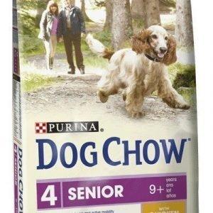 Purina Dog Chow Senior Chicken 14 Kg
