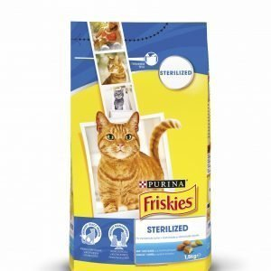 Purina Friskies Sterilized Cats 1