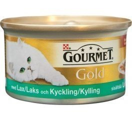Purina Gourmet Gold Lax & Kyckling 24 Pack