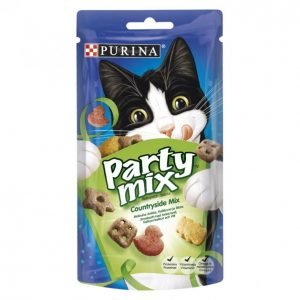 Purina Kissanherkku 60g Party Mix Countryside