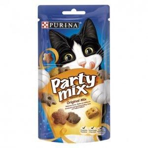 Purina Kissanherkku 60g Party Mix Original