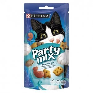 Purina Kissanherkku 60g Party Mix Seaside