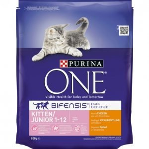 Purina Kissanruoka 800g Kitten/Junior Kana