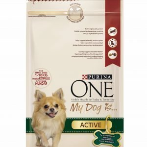 Purina One My Dog Is Active 1