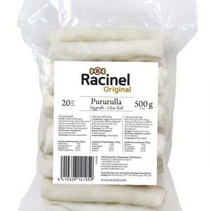 Racinel Rulla 12cm 20kpl Vaalea