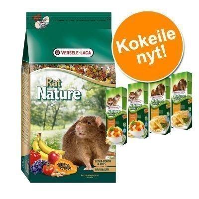 Rat Nature + Versele-Laga Sticks erikoishintaan! - 3 x 2