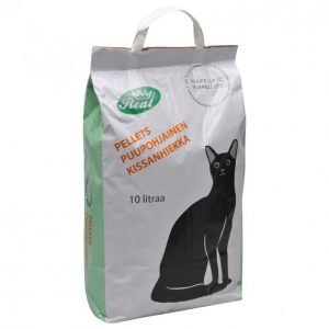 Real Cat Kissanhiekka 10l Pellets
