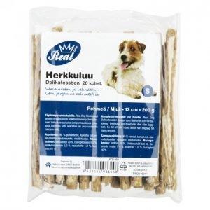Real Dog Herkkuluu 12 Cm 20 Kpl 200 G
